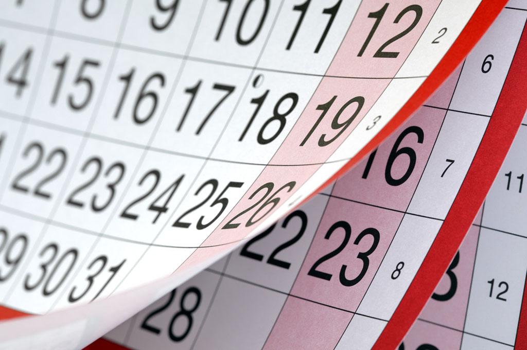 Il calendario gare UCI